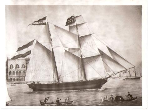De Schone Zeebloem Kapiteit Zeilinga
