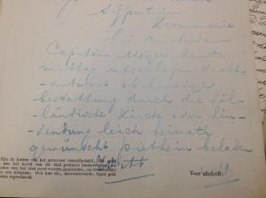 telegram Witt Meijer eingeschlafen heimsendung gewunscht
