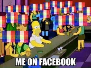 me on facebook