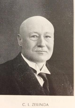 Cornelis Lambertus Zeilinga 1871 - 1941